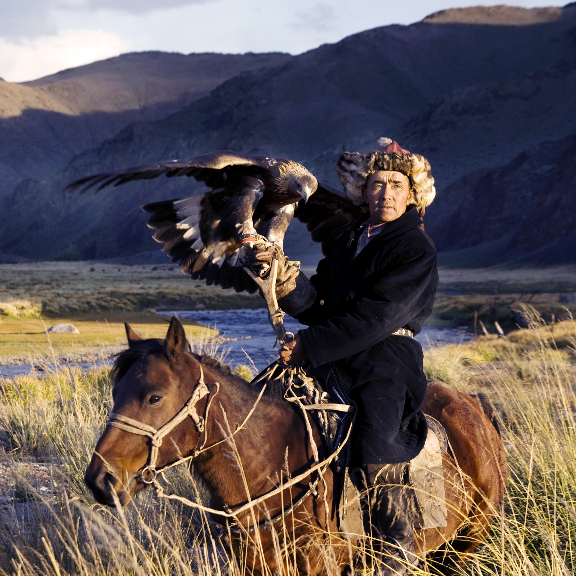 Kazakh+Eagle+Hunter