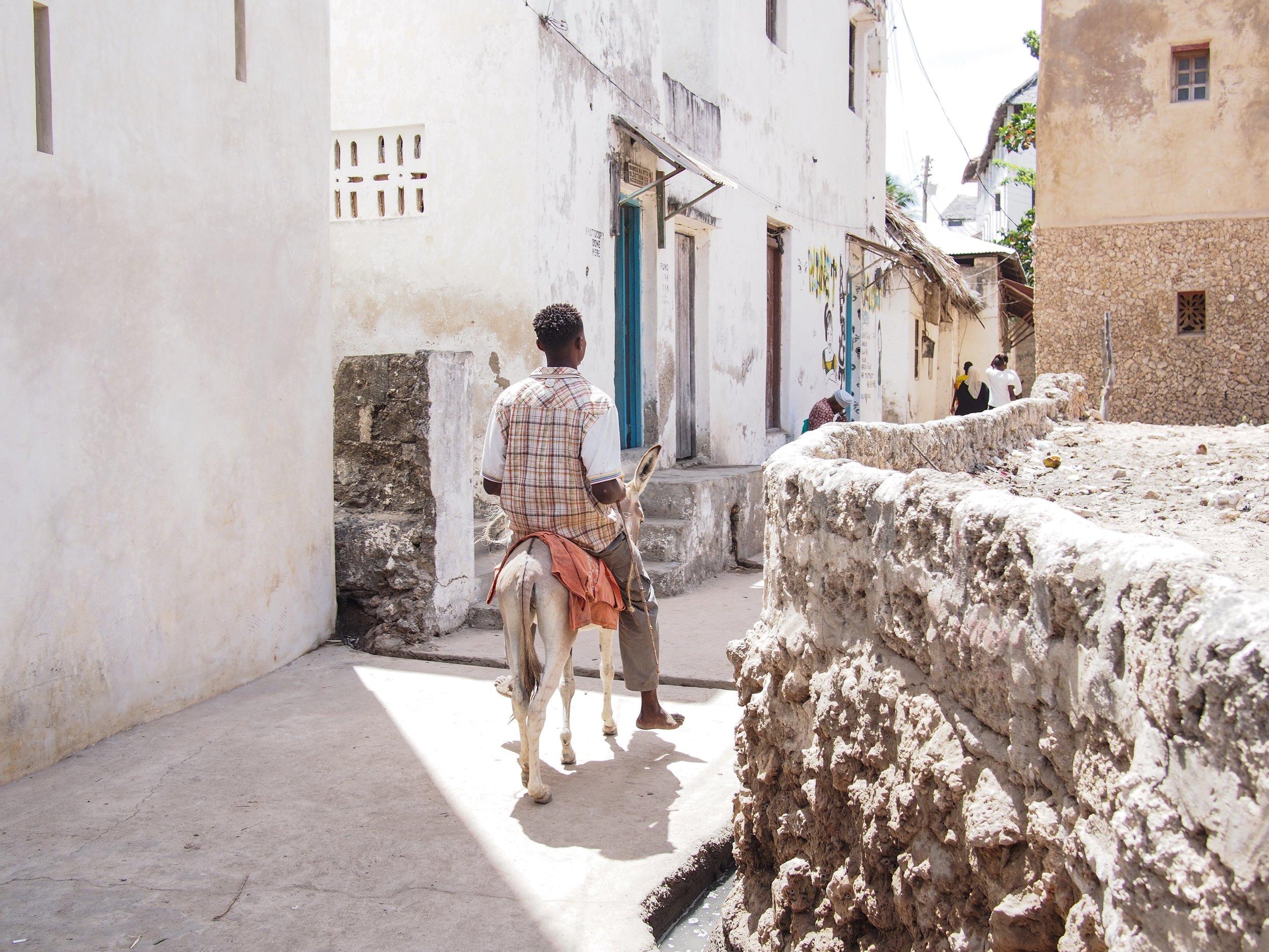 Lamu Globe + Tribe