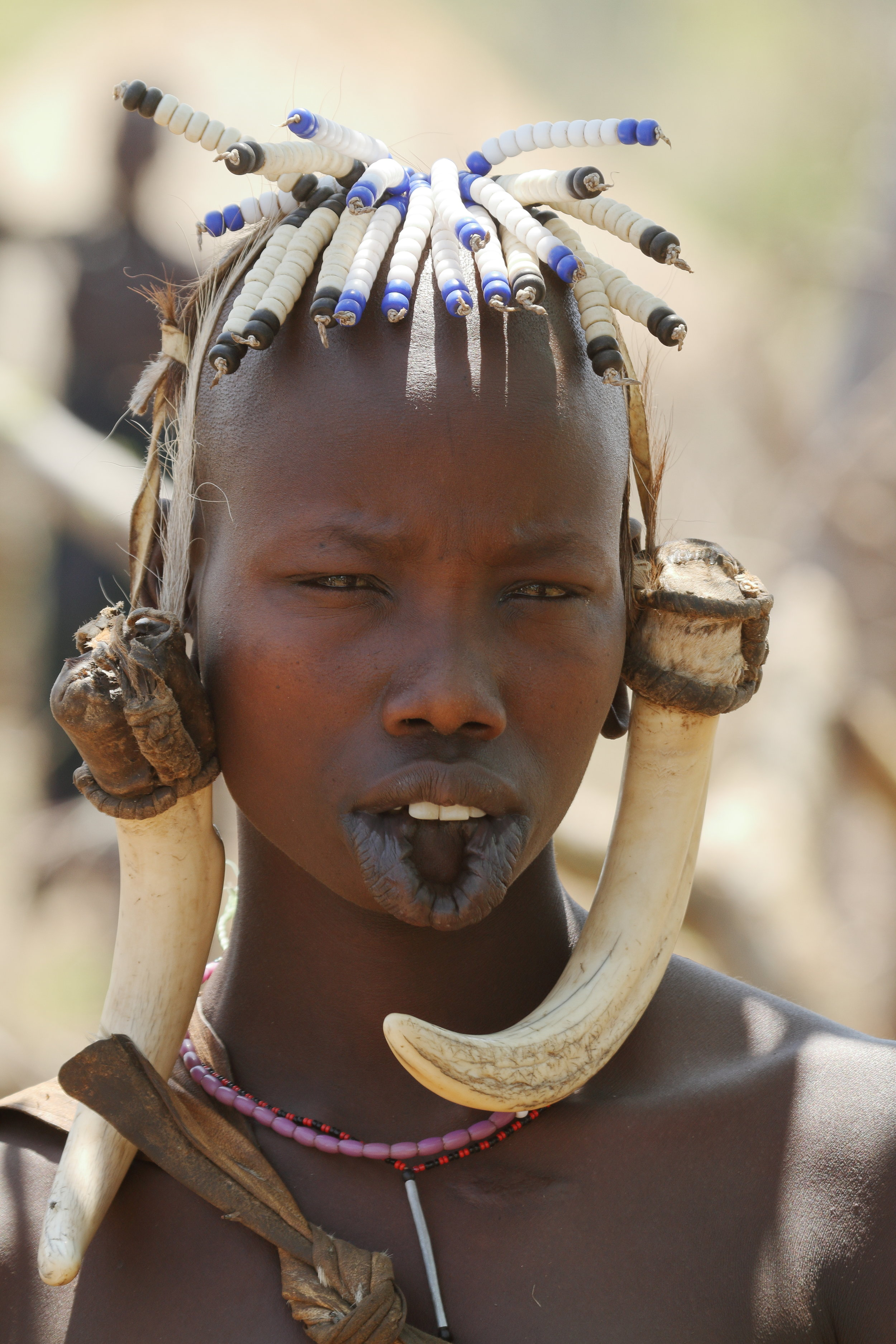 Omo Valley Globe + Tribe
