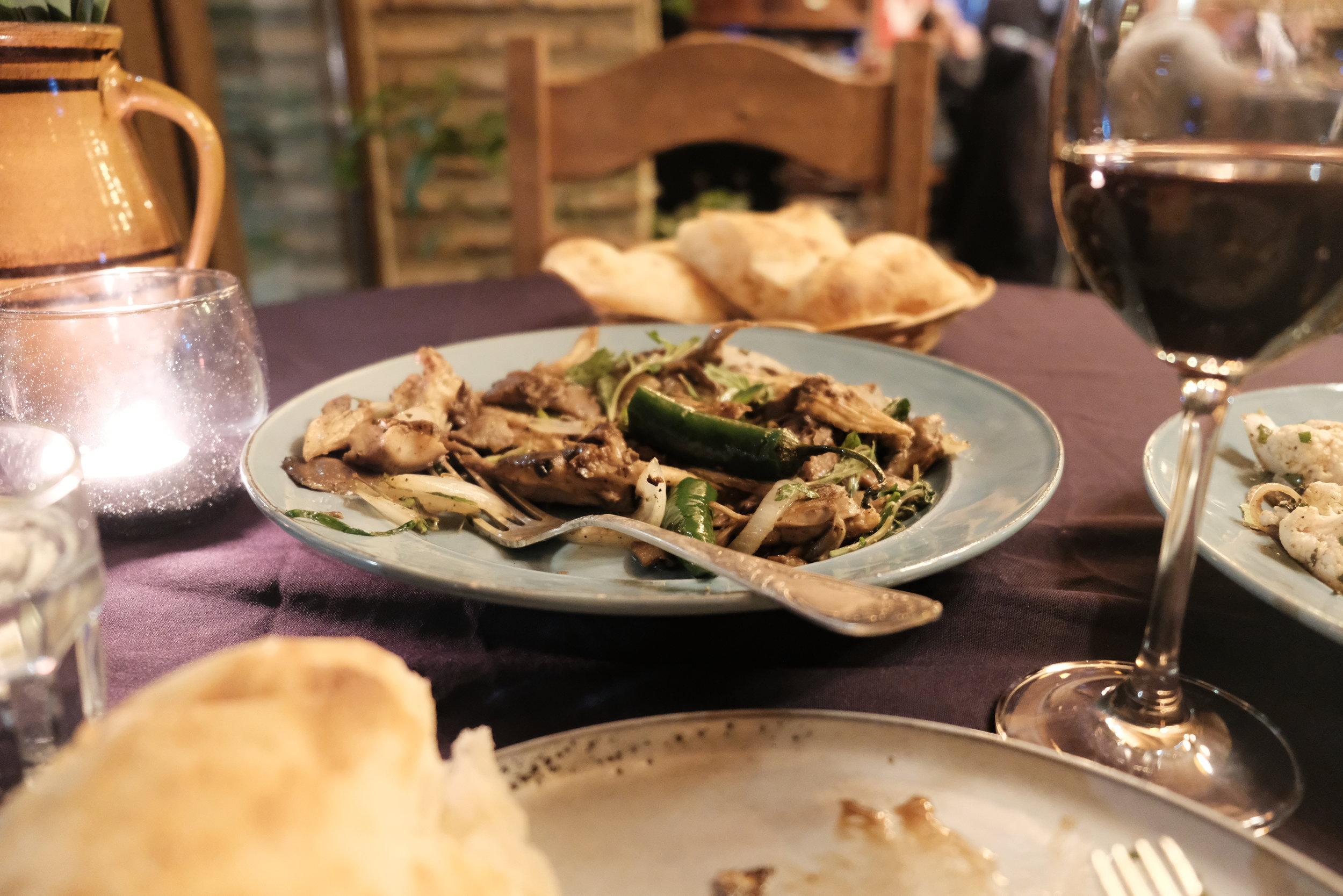Food, Georgia