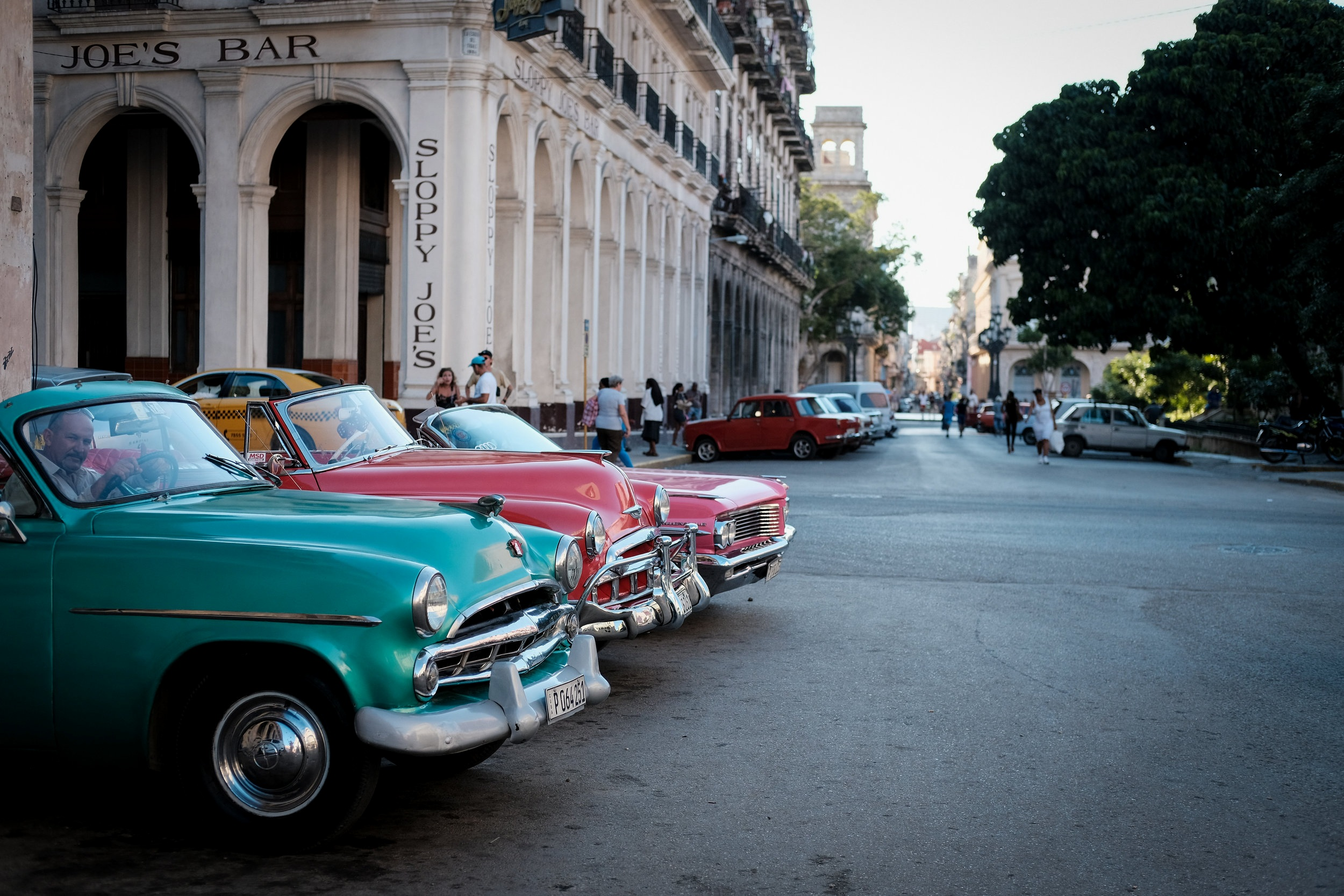 <p><strong>Cuba</strong>Rum & Rhythm specialized tour in Havana.<i></i></p>