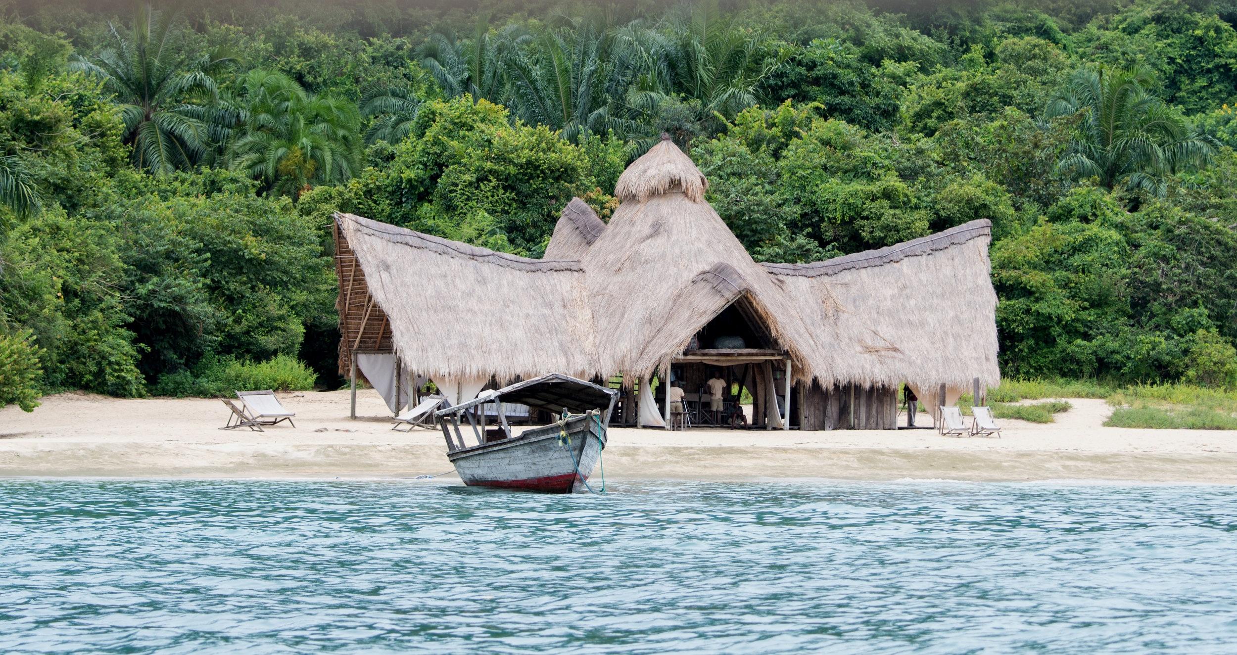 <p><strong>Tanzania</strong>Chimp Trekking & Barefoot Luxury on the banks of Lake Tanganyika.<i></i></p>