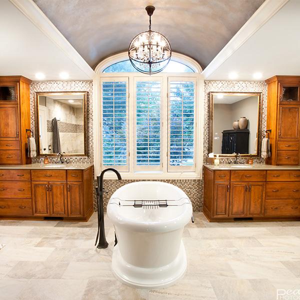 Luxury Master Bath Remodel
