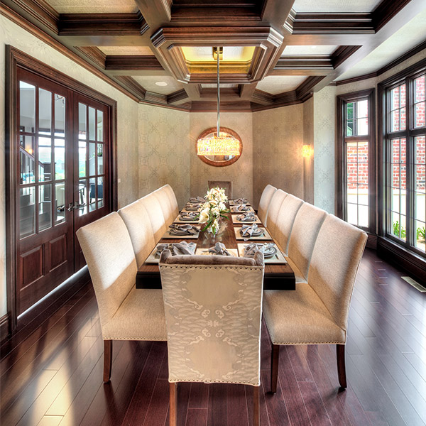 Traditional Classic Dining Room
