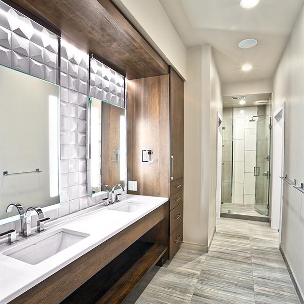 Modern Luxe Master Bath