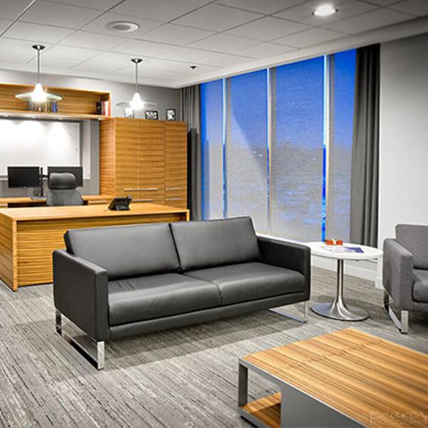Modern Corporate Executive Office