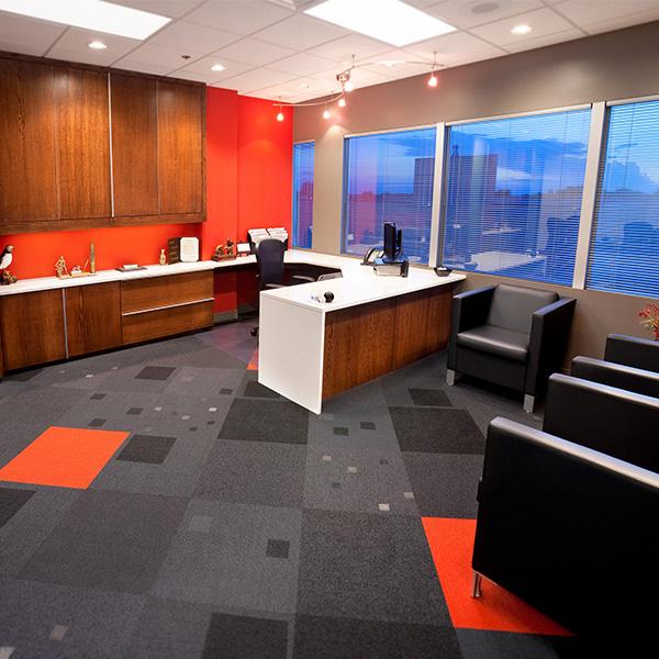 Corporate Office Contemporary