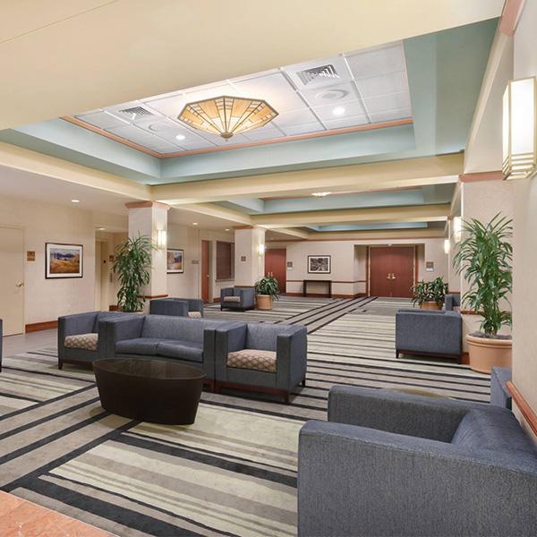 Hospitality Conference Center Lobby