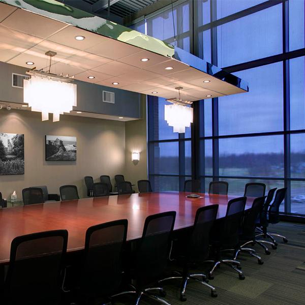 Corporate Board Room Conference