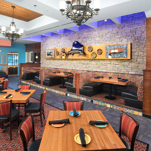 Mexican Restaurant Dining