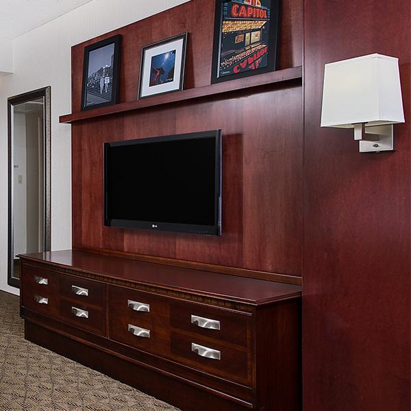 Hotel Guest Room Custom Furniture