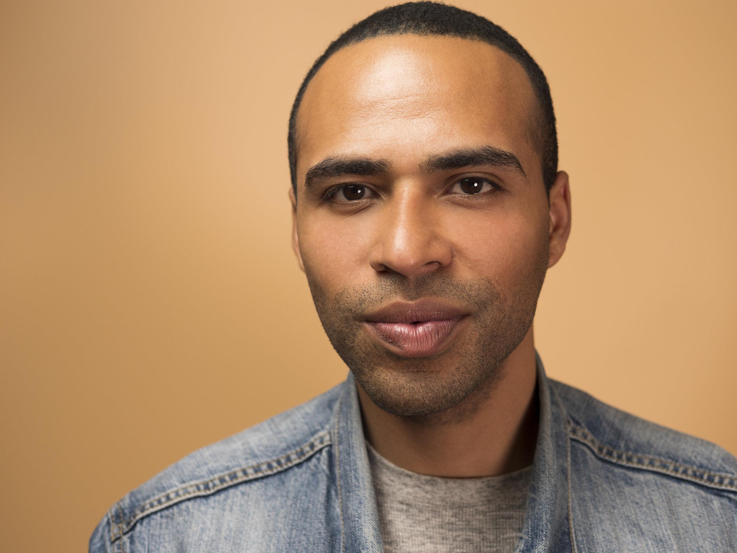 actor headshots fulltime headshots Lazurus Williams
