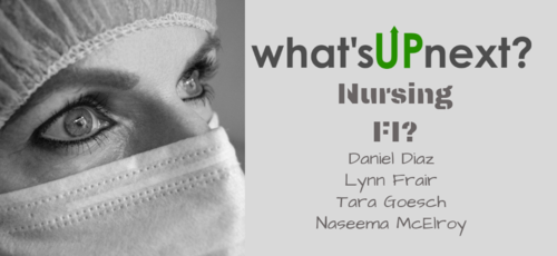 What's Up Next Podcast: Nursing FI