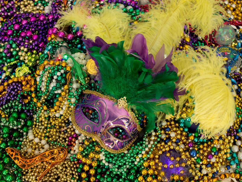 The Toxic Truth Behind Mardi Gras Beads - Every year, 25 million pounds of plastic beads made by Chinese factory workers get dumped on the streets of New Orleans…SMITHSONIAN.COM