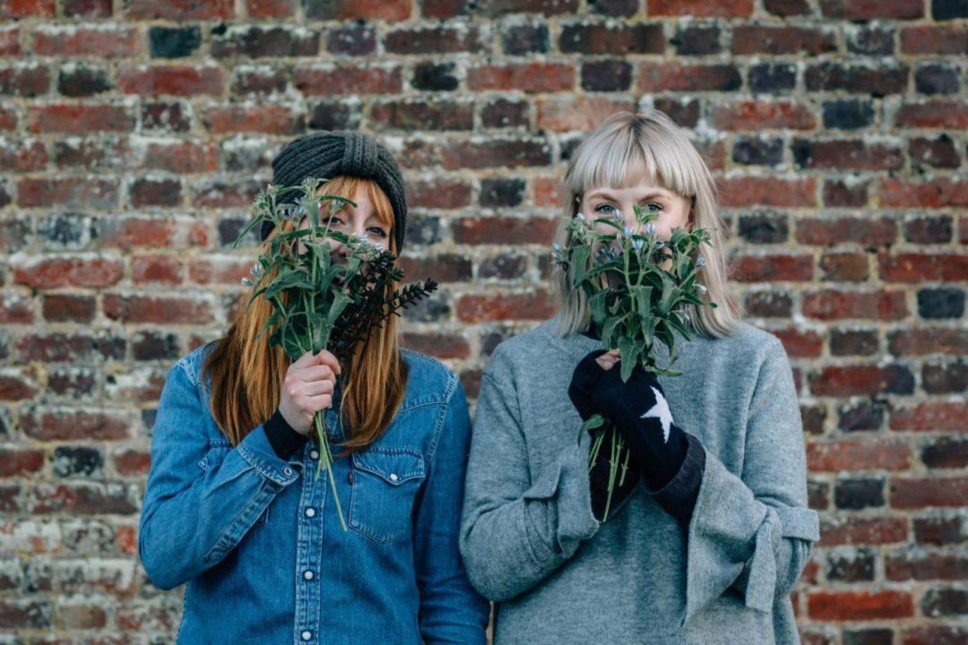 Natalya and Fiona - Pyrus Botanicals