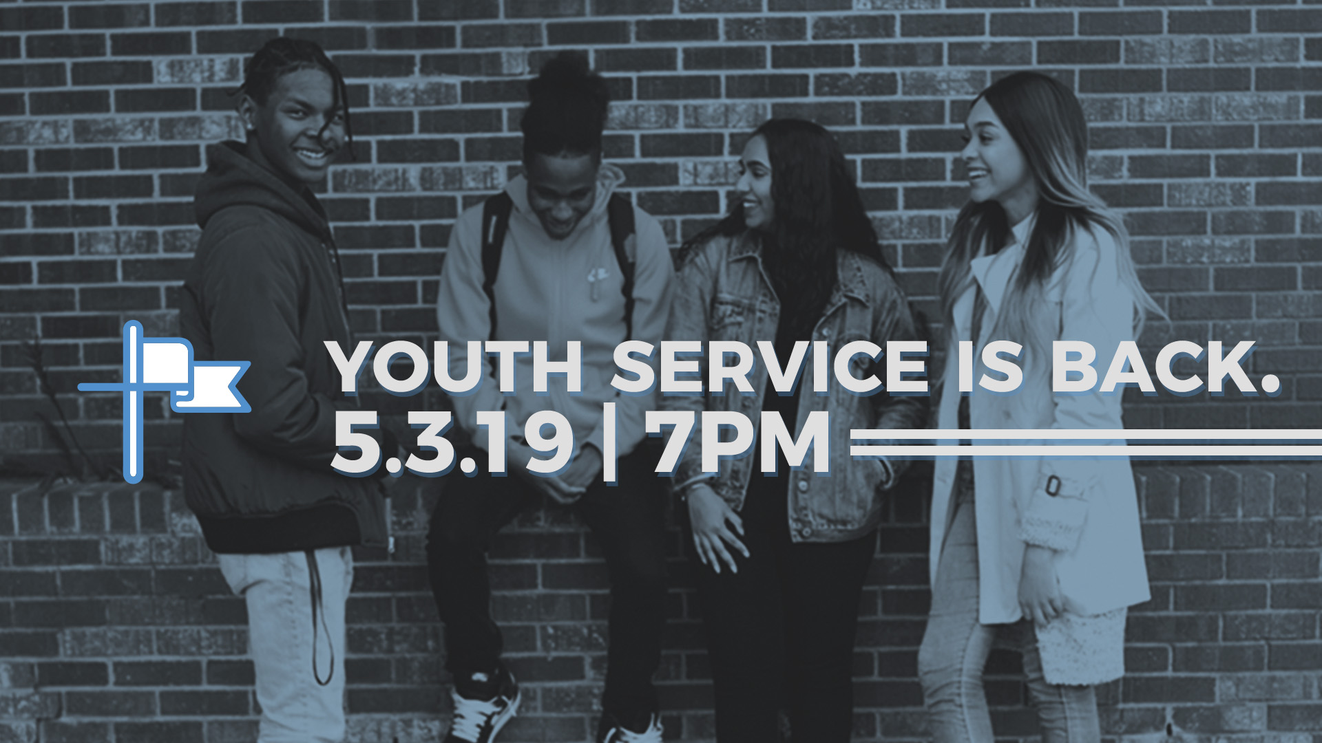Surrendered Youth Launch Night // Friday, May 3rd, 2019 at 7pm