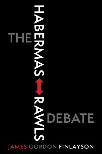The Habermas-Rawls Debate - Columbia University Press · May 2019Jürgen Habermas and John Rawls are perhaps the two most renowned and influential figures in social and political philosophy of the second half of the twentieth century. In the 1990s, they had a famous exchange in the Journal of Philosophy. Quarreling over the merits of each other's accounts of the shape and meaning of democracy and legitimacy in a contemporary society, they also revealed how great thinkers working in different traditions read—and misread—one another's work.In this book, James Gordon Finlayson examines the Habermas-Rawls debate in context and considers its wider implications. He traces their dispute from its inception in their earliest works to the 1995 exchange and its aftermath, as well as its legacy in contemporary debates.