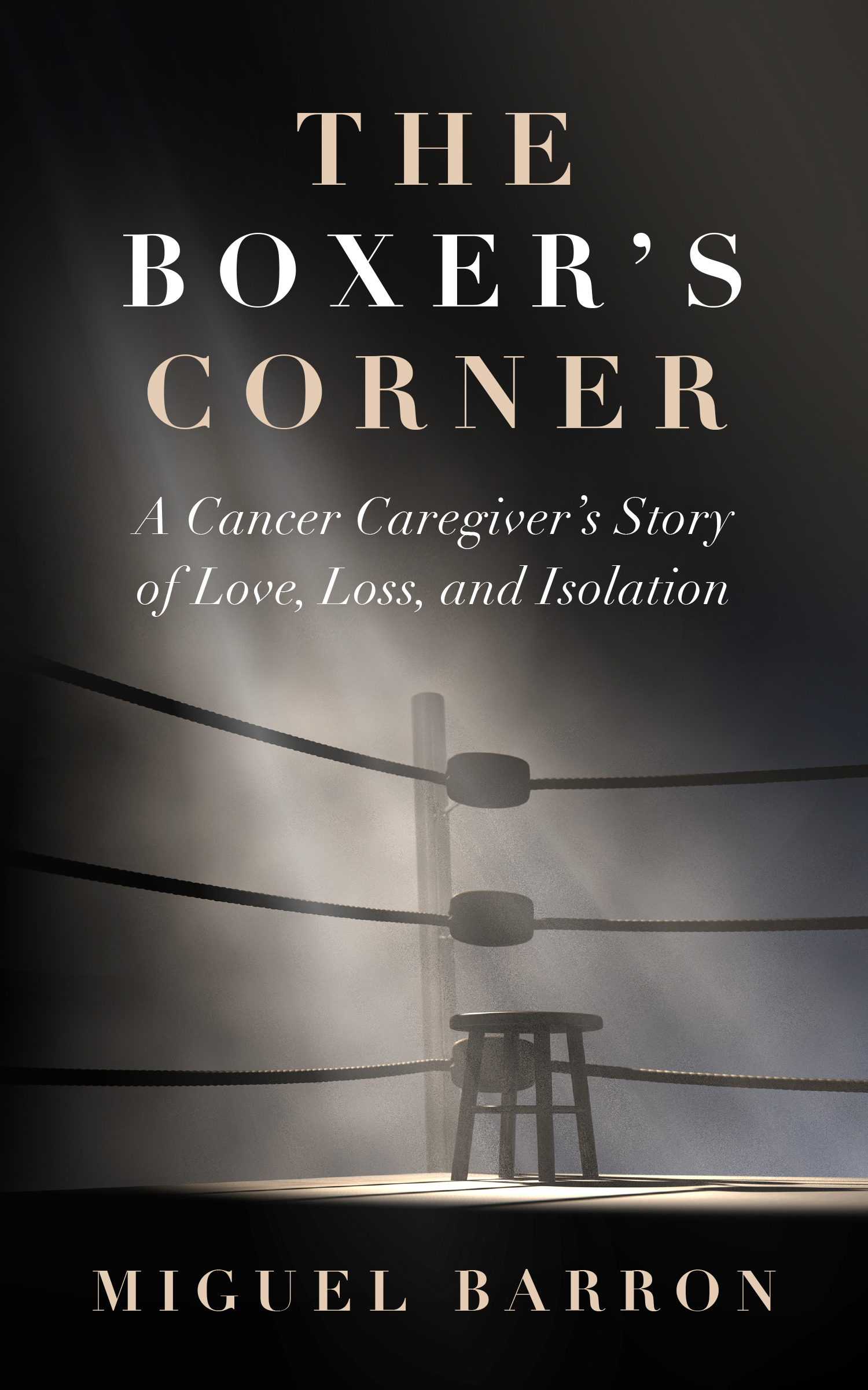 "The Boxer's Corner is an intensely raw account of one man's struggle to save his wife from metastatic breast cancer. His account reveals with crushing sincerity the pressures and extreme loneliness involved in being the caregiver—the ""strong one."" -"