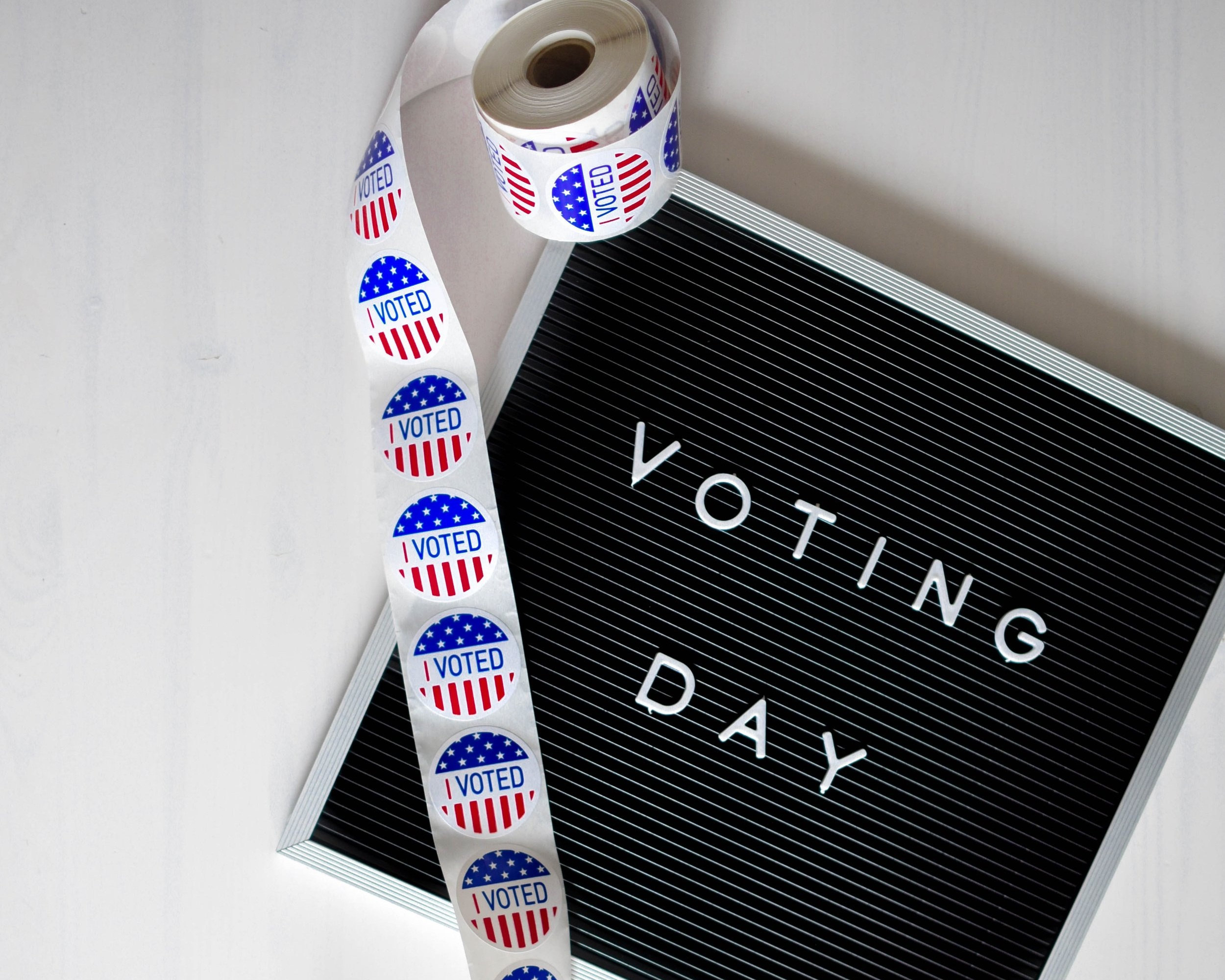 election day: November 5, 2019 - How to register, where to vote, and how to get an absentee ballot