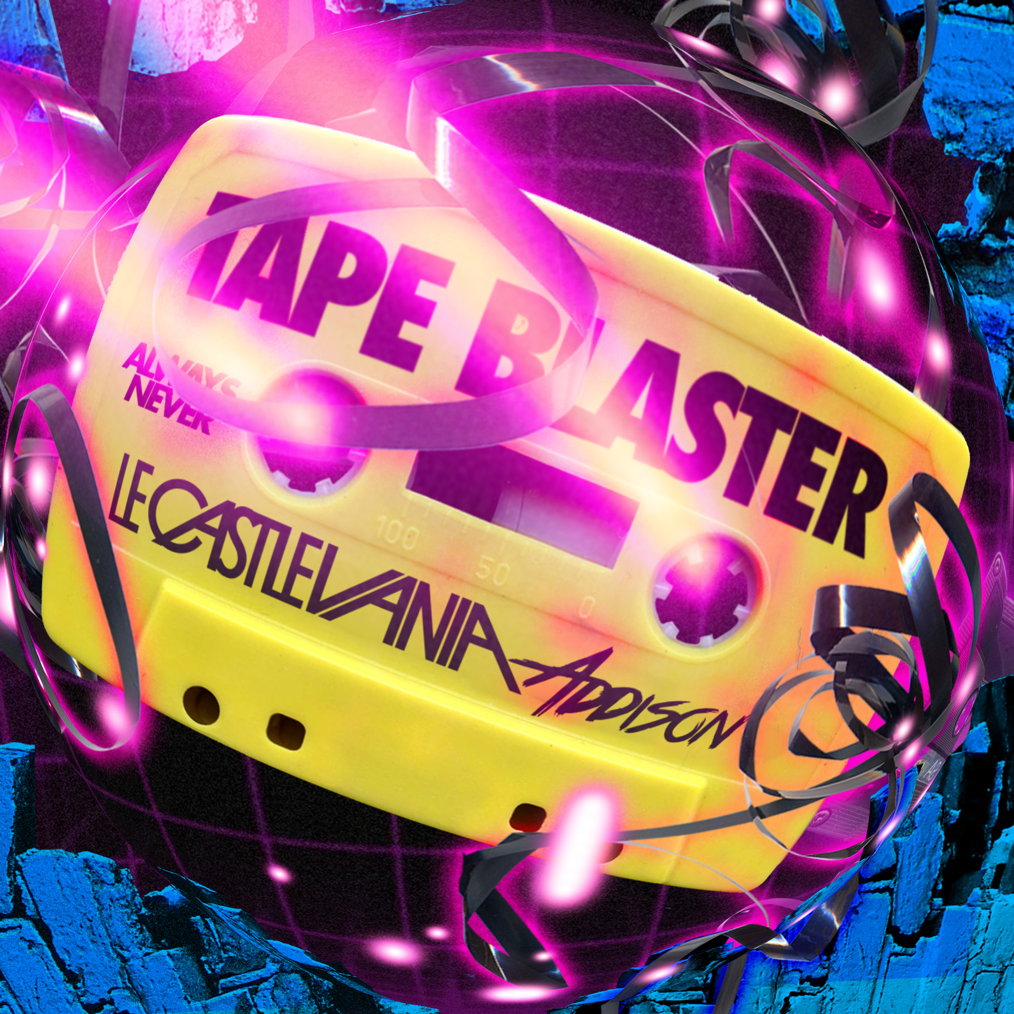 Tape Blaster
