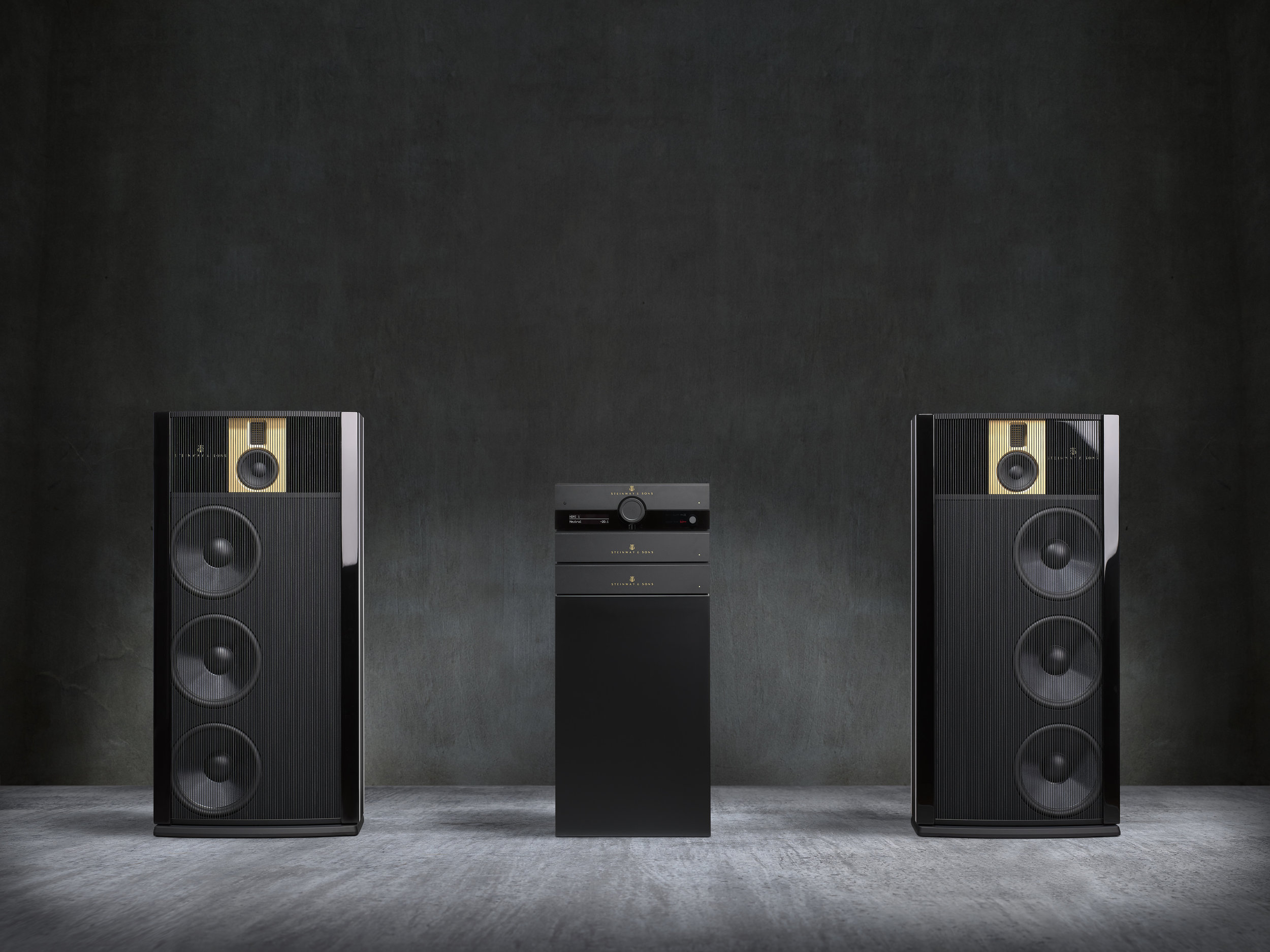 Powerful and accurate audio from the best manufacturers in the world