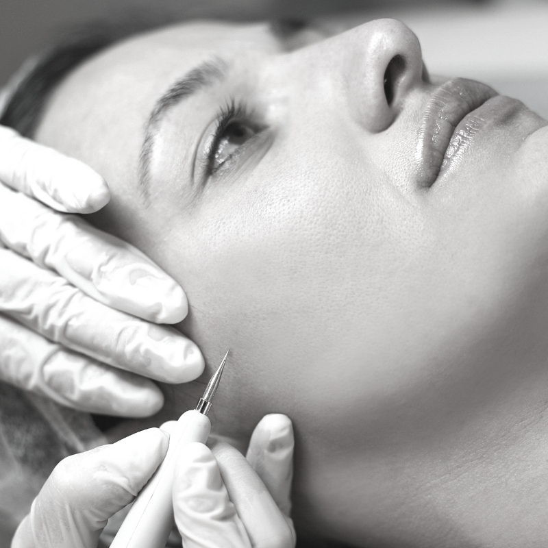 Envy PMU, permanent makeup salon in Charlotte, NC, beauty mark tattoo service.