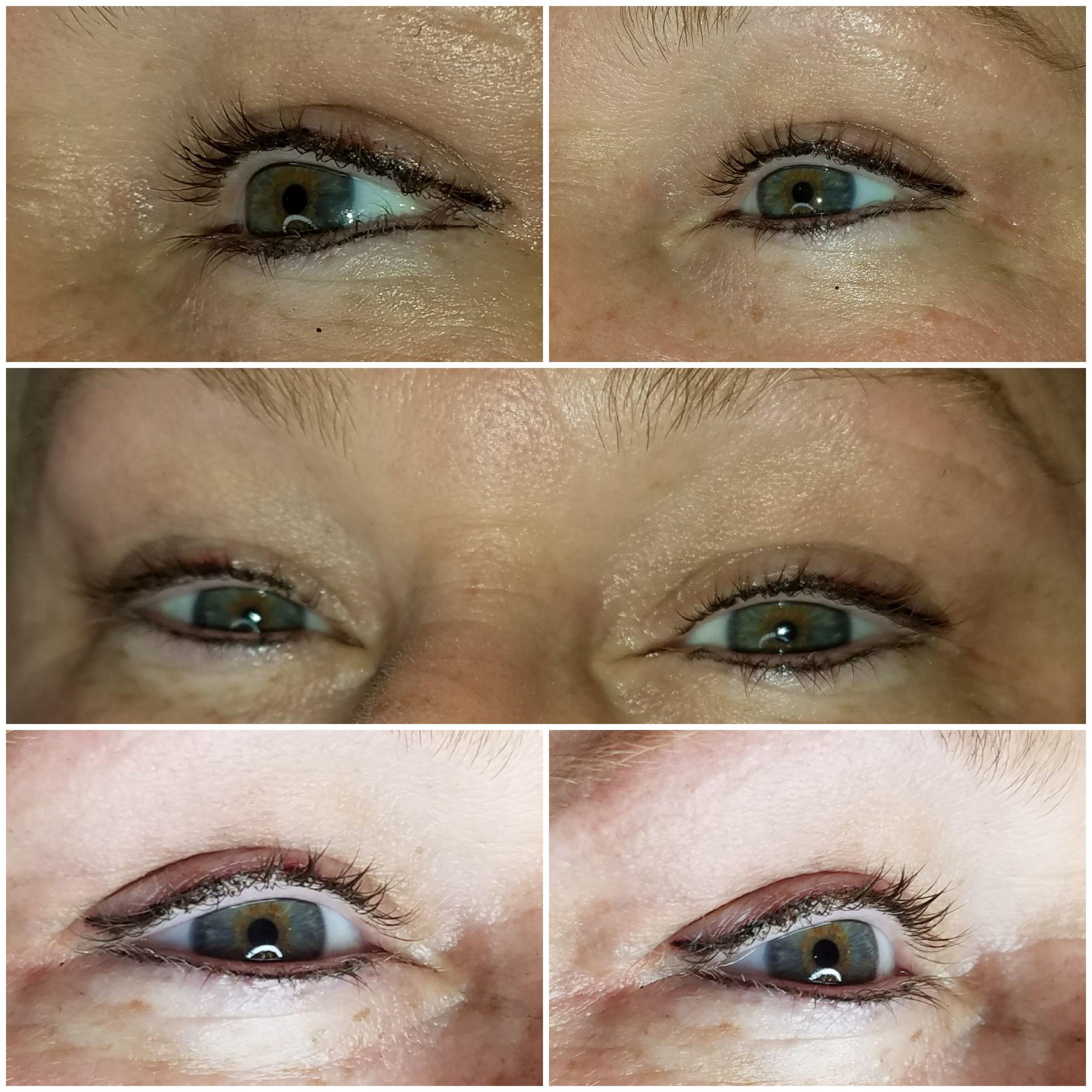 Envy PMU Top & bottom Eyeliner