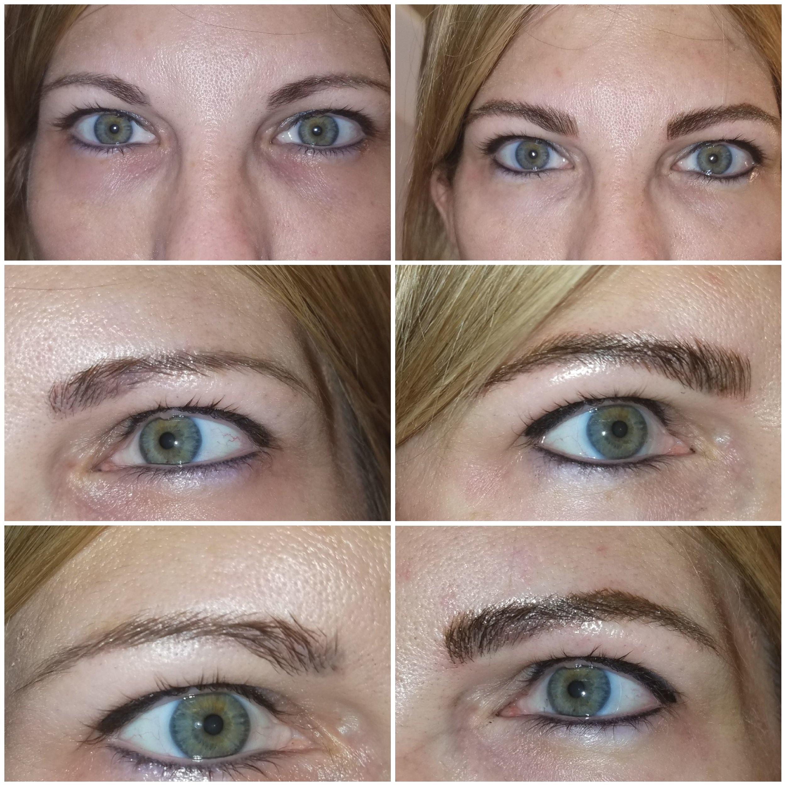 Envy PMU Eyeliner and Microblading