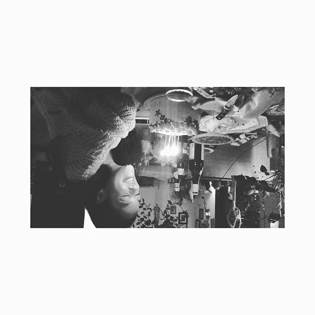 #blackandwhite #upsidedown #losangeles 🖤