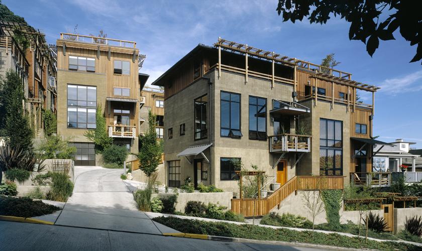 Fremont Lofts by Bill Parks