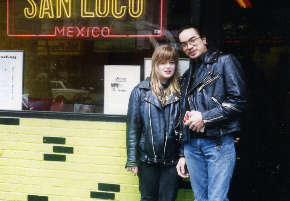 Original San Loco at 129 2nd ave, EV — 1989