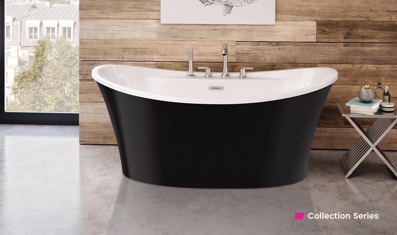 High-end bathware collection - Inspired by the latest trends and in-demand styles, the MAAX Collection line includes showroom and designer products developed to create exclusive looks with refined elegance.