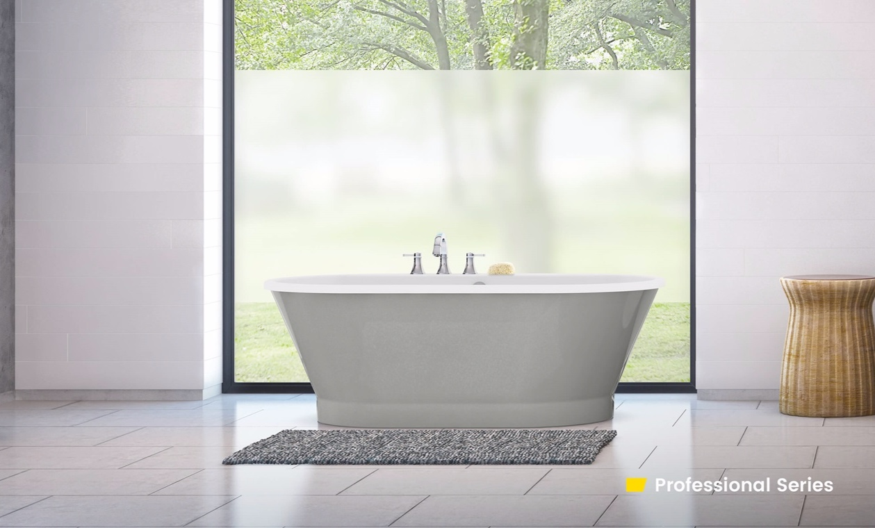 Built Construction Tough - Professional products can meet the requirements of any project, from single bathroom to multi-unit. High durability and installation ease ensure the realization of project goals, on deadline and on budget, every time.