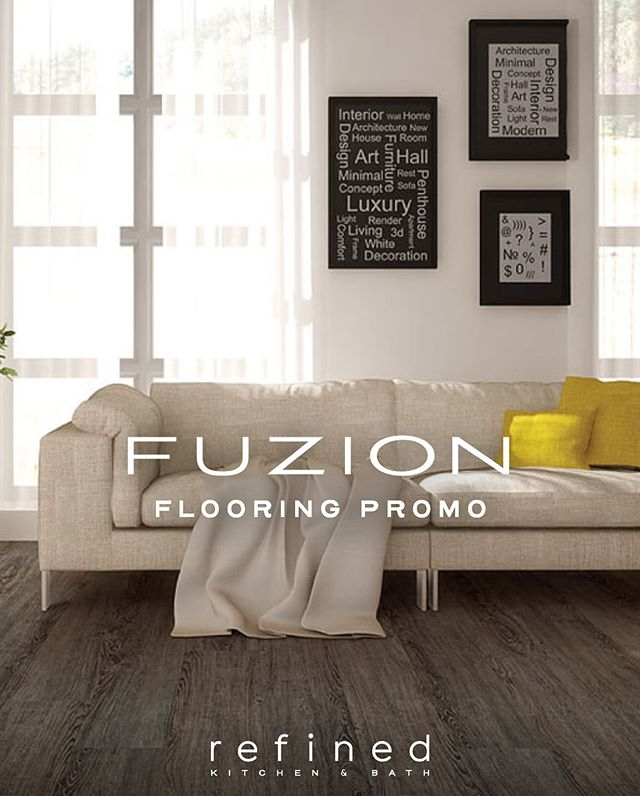 Dynamix Luxury Vinyl PROMO ✨ . Looking to replace your flooring throughout your home? Check out the pallet pricing deals on for the month of August on Dynamix Luxury Vinyl. . See store for details. . A floor for all seasons, Dynamix Luxury Vinyl Flooring is perfect for just about any location in your home. View all collections: https://www.fuzionflooring.com/dynamix-collections.html . Stop by the showroom to see samples. 96 Hanes Road, Unit #4 . . #RefinedMuskoka #RefinedKitchenAndBath #HomeDesignCentre #KitchenDesign #BathroomDesign #Muskoka #MuskokaLakes #MuskokaLife #CottageLife #HuntsvilleOntario #PropertyPrepCanada