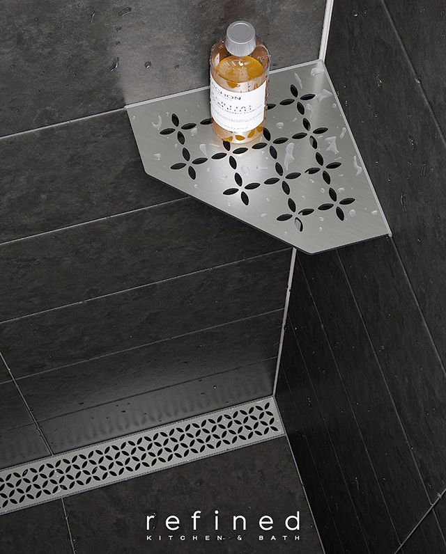 Refined is proud to carry Schluter® Systems, a world leader in the development of innovative installation systems for ceramic and natural stone tile – including seamlessly integrated drains, transitions and in-floor heating systems. . www.schluter.ca . 96 Hanes Rd., Unit 4, Huntsville 705-787-1362 . . #RefinedMuskoka #RefinedKitchenAndBath #HomeDesignCentre #KitchenDesign #BathroomDesign #Muskoka #MuskokaLakes #MuskokaLife #CottageLife #HuntsvilleOntario #PropertyPrepCanada