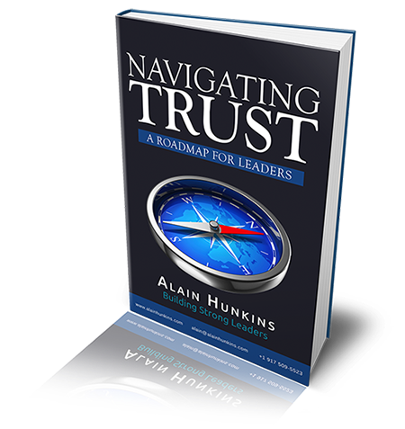navigating trust, ebook, alain hunkins