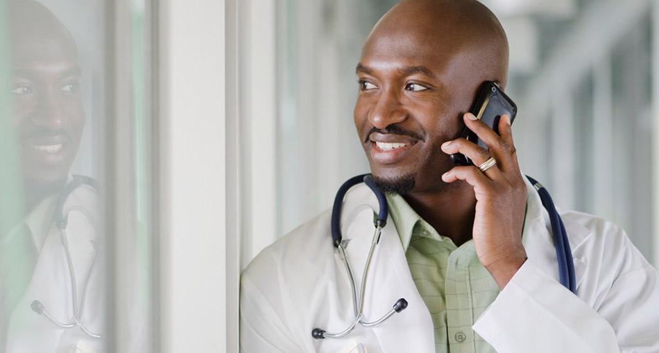 doctor-phone