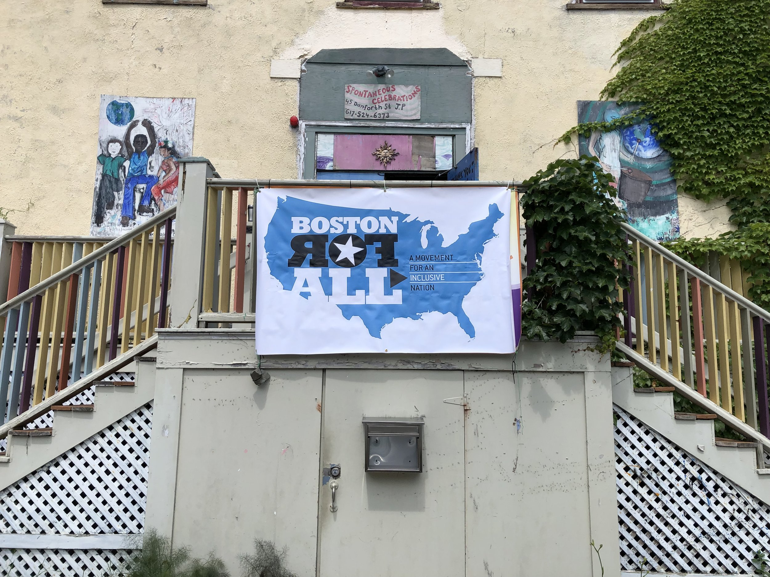 Boston For All: Free Community Events