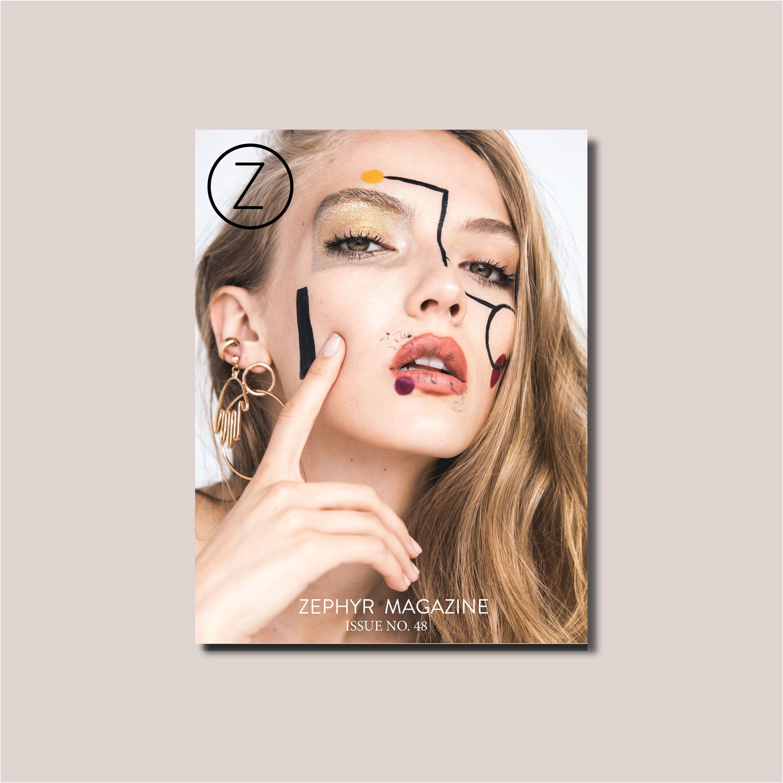 ISSUE No. 48- THE BOLD ISSUE  September 2019  Published 9/1/2019   Purchase
