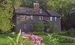 Louisa May Alcott's Orchard House