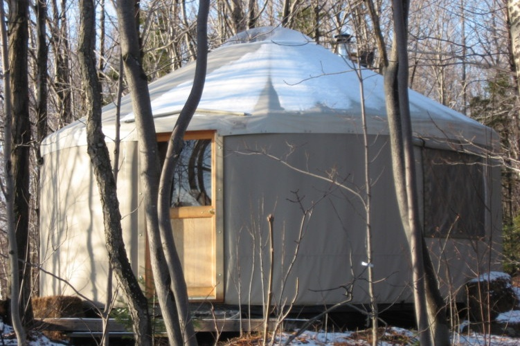 Yurts on Premises - $570