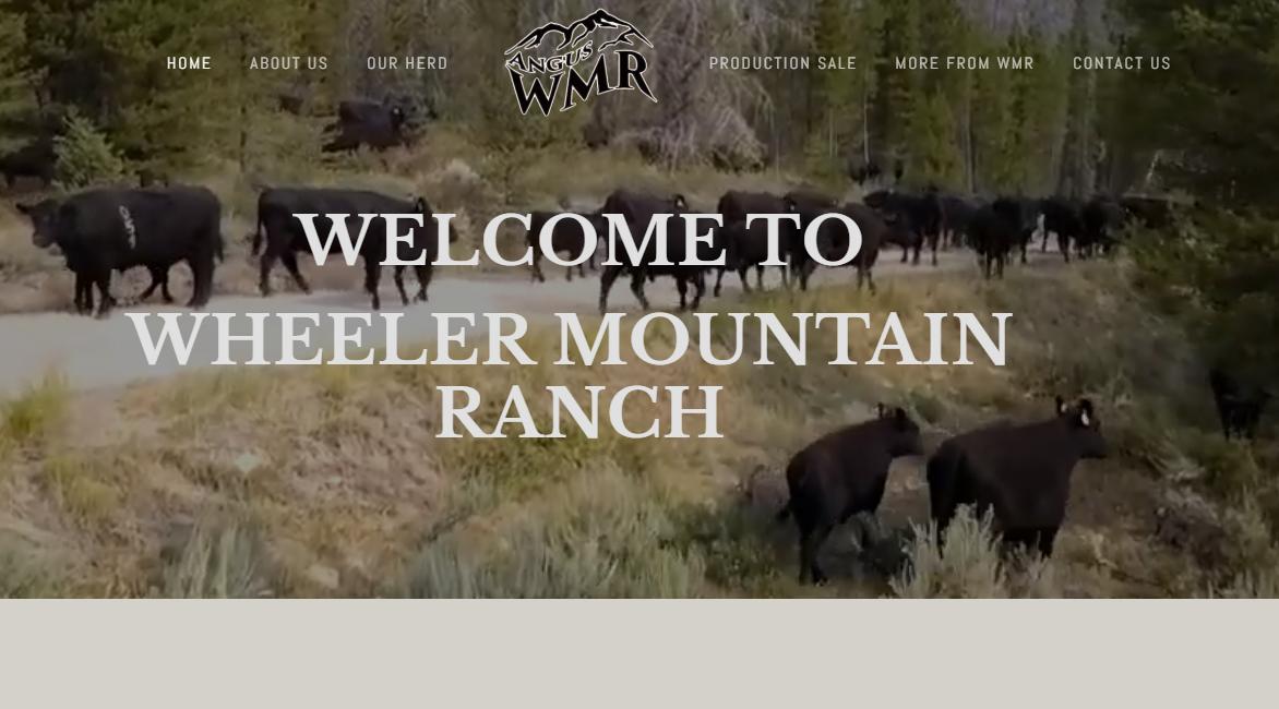 Wheeler Mountain Ranch
