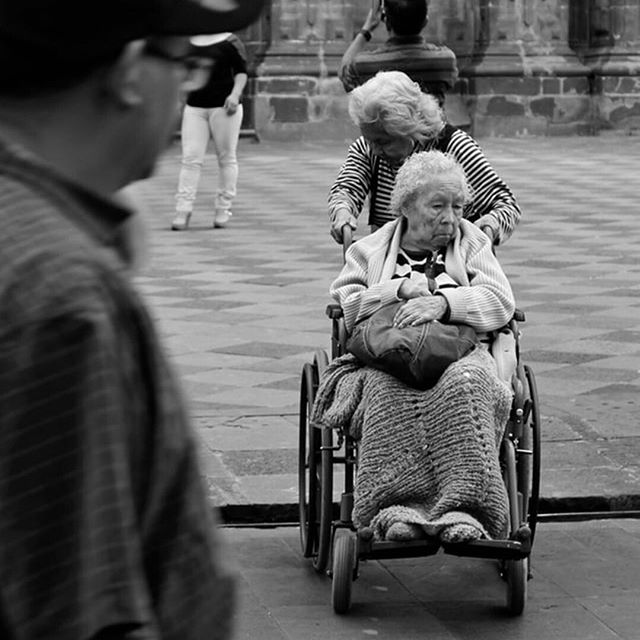 """🔎 In this compelling piece, Simon Drees and Rebecca Forman ask what the general challenges persons with disabilities face, and how these challenges should be addressed by health policy. . . """"One billion people live with disabilities - roughly 15 percent of the world's population. This includes those born with disabilities and persons who acquire disabilities in their lifetime. The United Nations Convention on the Rights of Persons with Disabilities (UNCRPD) in 2006 defined persons with disabilities as """"those who have long-term physical, mental, intellectual, or sensory impairments which in interaction with various barriers may hinder their full and effective participation in society on an equal basis with others"""". Health is one area in which these obstacles often interact, leading to particular inequities for persons living with disability."""" . . ☞ Click the link to read the full article """"Disability, Human Rights, and Health: An Examination of Challenges in Achieving the Right to Health"""" by Simon Drees and Rebecca Forman: https://www.thejfa.com/blog-1/disability-human-rights-and-health-an-examination-of-challenges-in-achieving-the-right-to-health . © Photo by Doug Maloney on Unsplash"""