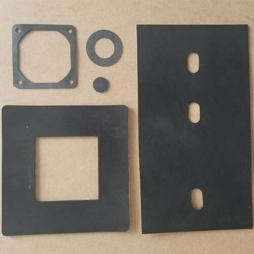 Neoprene Rubber Gaskets - Neoprene rubber is a lightweight material made from synthetic rubber designed to be flexible, durable, resilient and very resistant to compression and liquids such as water, salt water, alcohol, oil, detergents and other solvents.