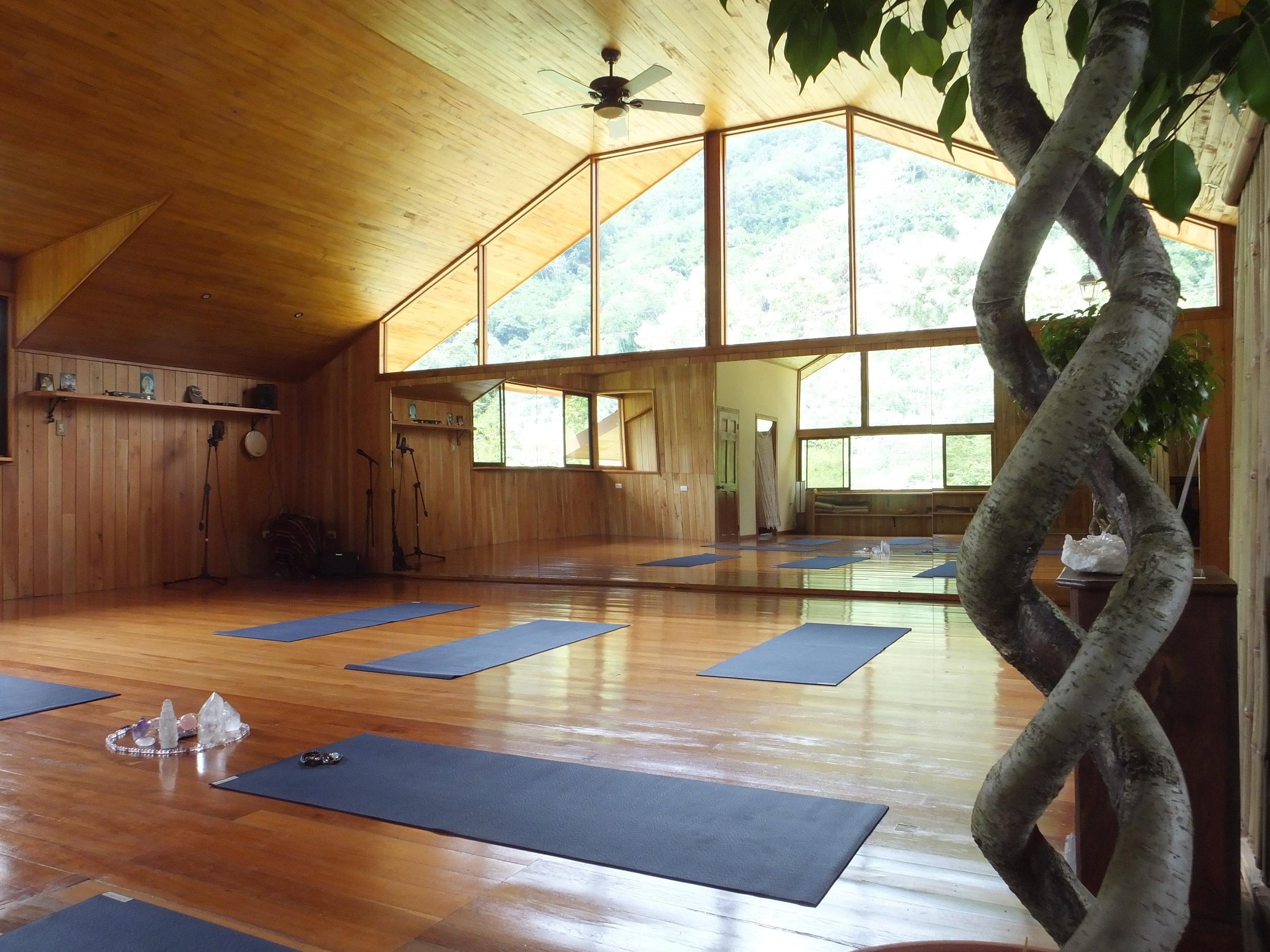 The Yoga Studio - Private Retreats, Yoga, Sound Medicine and Dance classes