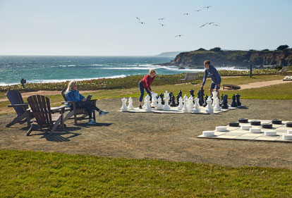 Yes, you can actually play chess, or checkers. Whatever suits your fancy!