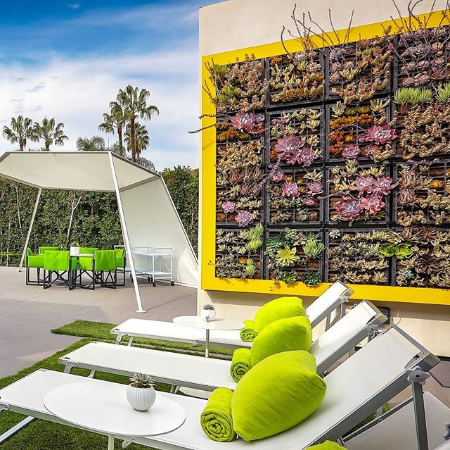 I'd like to live on this wall... #livingwall #exteriordesign #lounge #michelebohbotdna #labasedinteriordesigner #interiordesign #michelebohotdesignandarchitecture #design #interiordesigner #homedecor #designerfurniture #furnituredesign #customfurniture #custommade #art #interiors #custom #decor #instadesign #style #designer #home #homeinspiration #homestyle