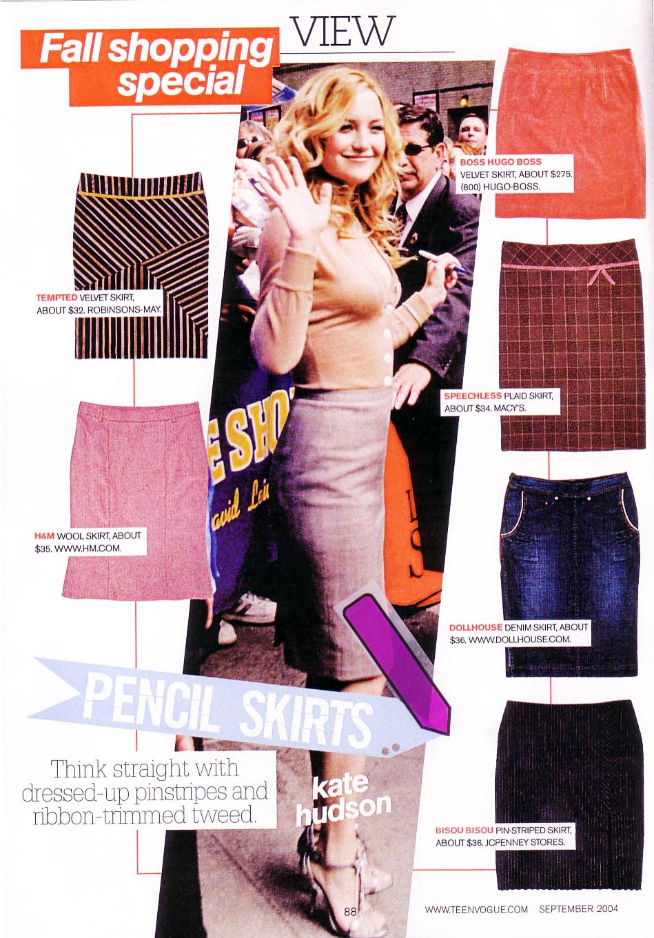 Teen Vogue September 04 Placement.JPG
