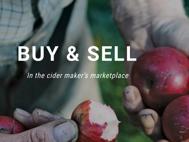 A worldwide marketplace of inputs. From heirloom apples to equipment,  buy & sell them here .