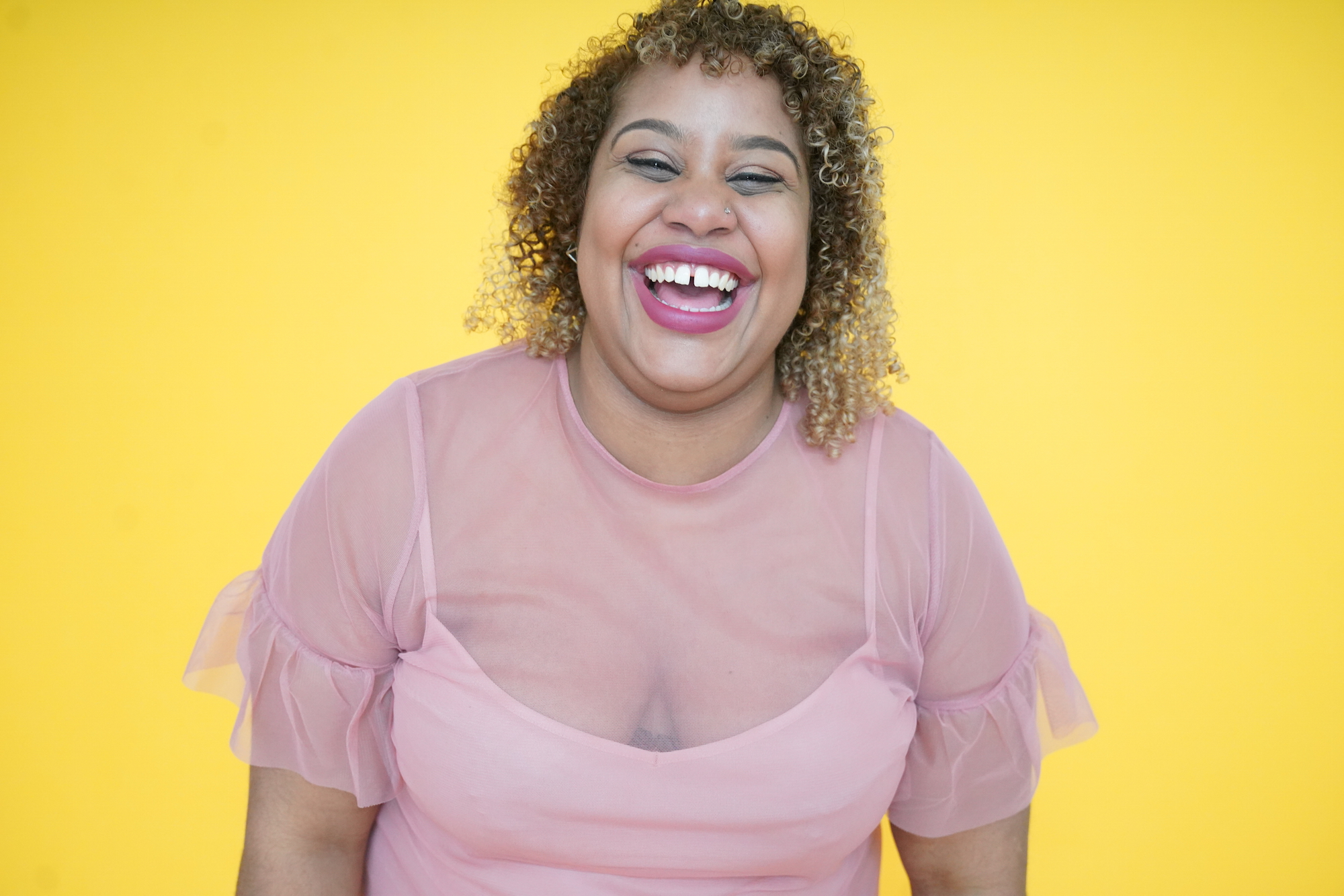 GALORE - If You Venmo This Comedian, She'll Forgive Your Casual Racism